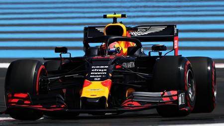 Gasly Francia F1 2019