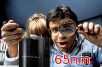 PS3 se reduce a 65 nm