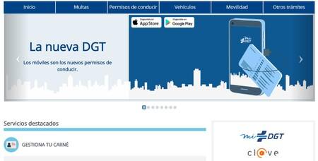 La DGT explica en vídeo todos los trámites que se pueden hacer desde casa, por teléfono o con la app miDGT