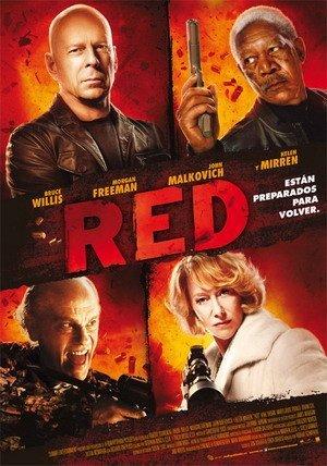 'RED', añorando viejos tiempos