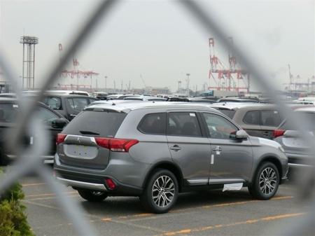 De Japón para el mundo, la nueva Mitsubishi Outlander se asoma antes de su presentación oficial
