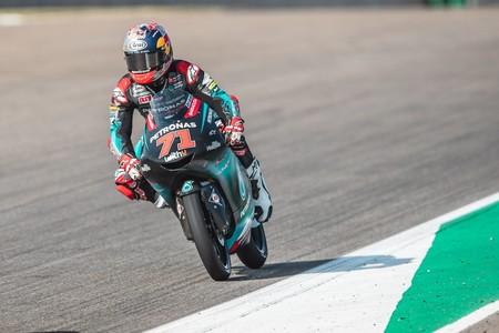 Ayumu Sasaki Moto3 Alemania 2019 1