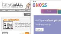 Ideas4all y GNOSS ofrecen integración de perfiles entre sus usuarios