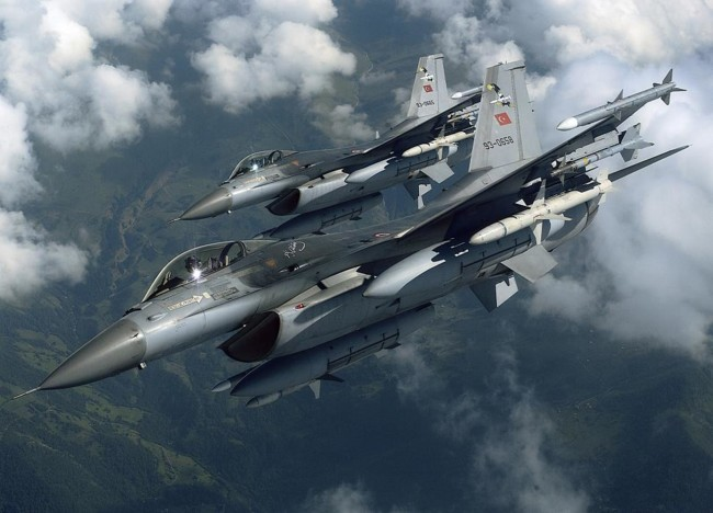 F-16 turcos