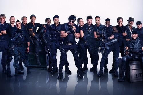 'Los Mercenarios 3': una nueva fiesta de acción a la vieja usanza que desaprovecha el histórico duelo entre Sylvester Stallone y Mel Gibson