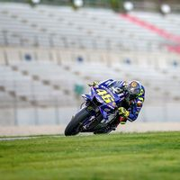Valentino Rossi recibe un particular 'premio' por su infructuosa temporada 2018 en MotoGP