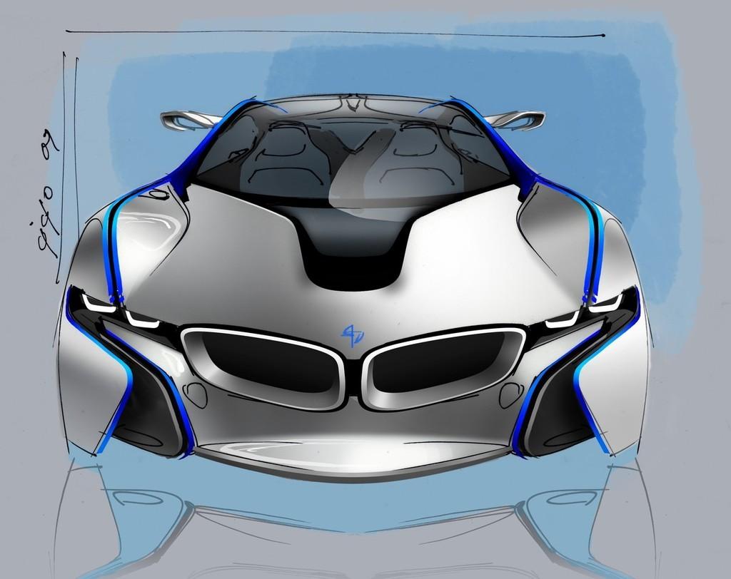 Foto de BMW Vision EfficientDynamics 2009 (25/92)