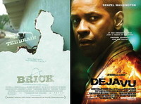 Hablando de Cine con Red Stovall: 'Brick', Déjà Vu' y una presentadora atemorizada