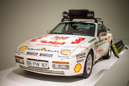 Porsche Museum Top Secret 944 2