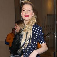 La multitrenza de Amber Heard que te va a enamorar
