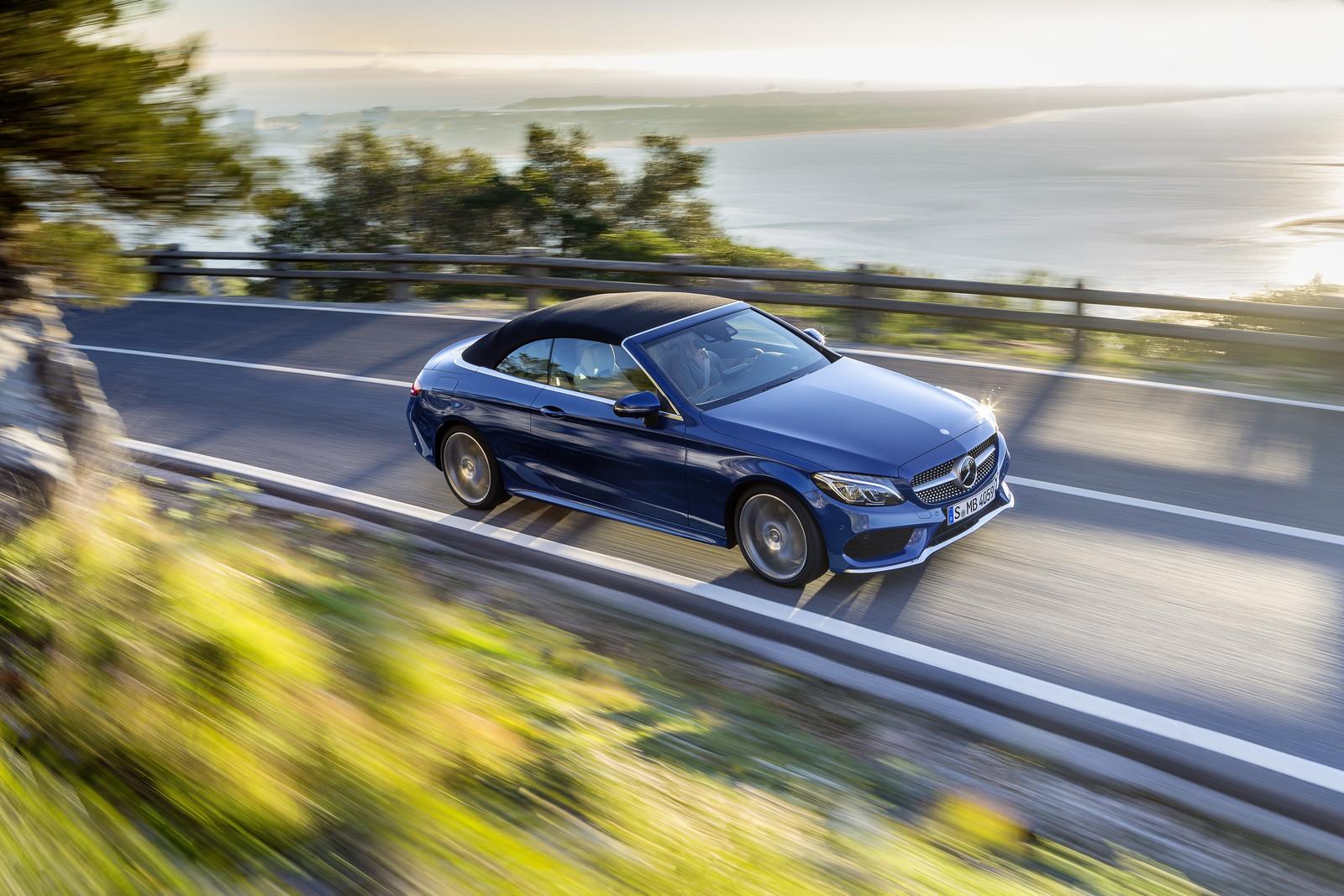 Foto de Mercedes-Benz Clase C y C 43 AMG Cabrio (6/28)