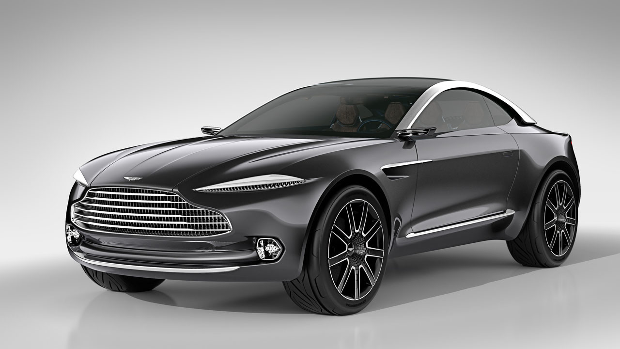 Foto de Aston Martin DBX Concept (11/12)