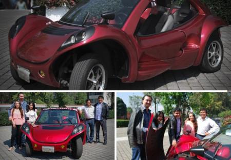 Alumnos del IPN: En lugar de comprar un auto nuevo, convierte en eléctrico al que ya tienes