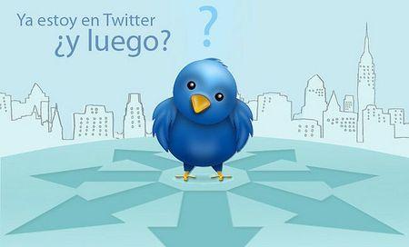 Los inicios con Twitter en la empresa son complicados