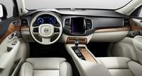 Volvo desvela el interior del nuevo XC90