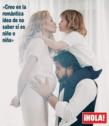 Ya lo decíamos nosotros ¡Paulina está embarazada!