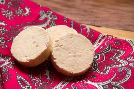 Mazapanes de cacahuate. Receta de dulce tradicional mexicano