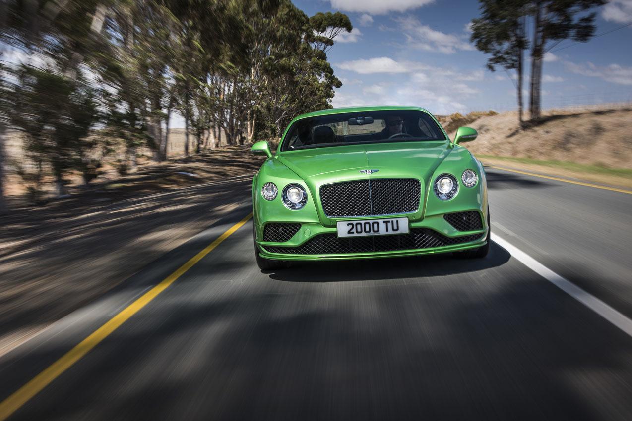 Foto de Bentley Continental 2015 (14/27)