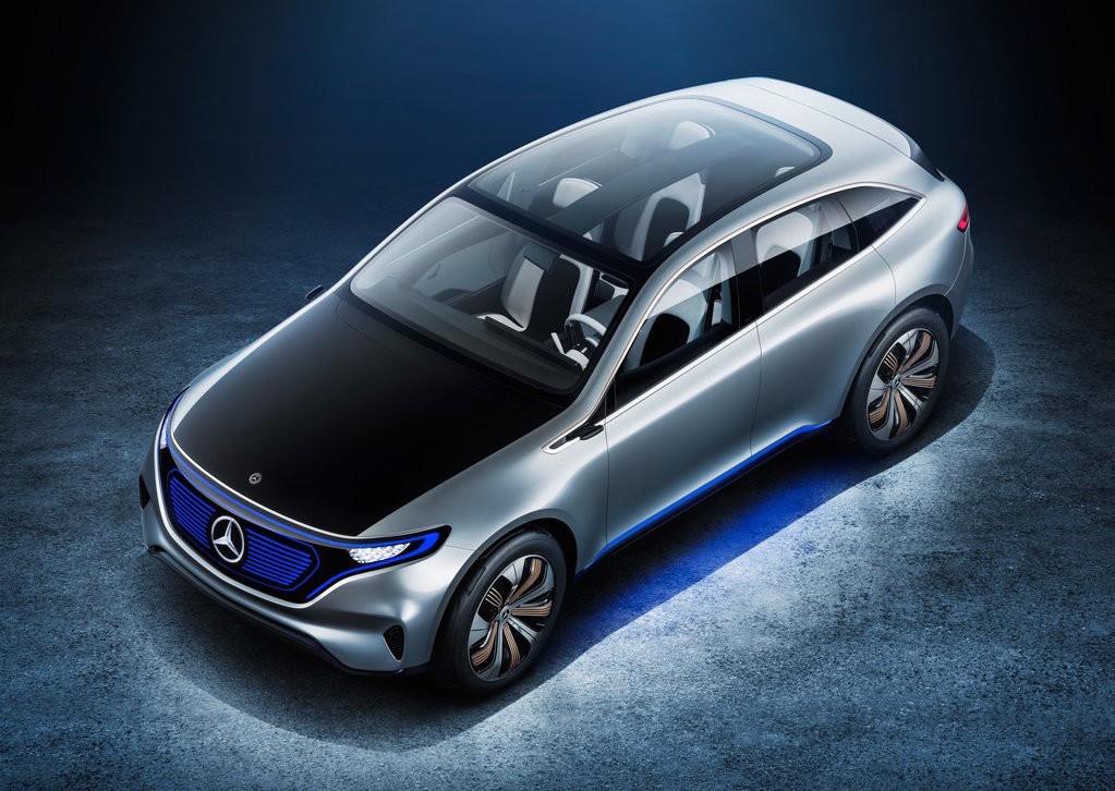 Foto de Mercedes-Benz Generation EQ Concept (10/11)