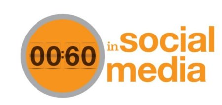 60 segundos en el Social Media, la infografía de la semana