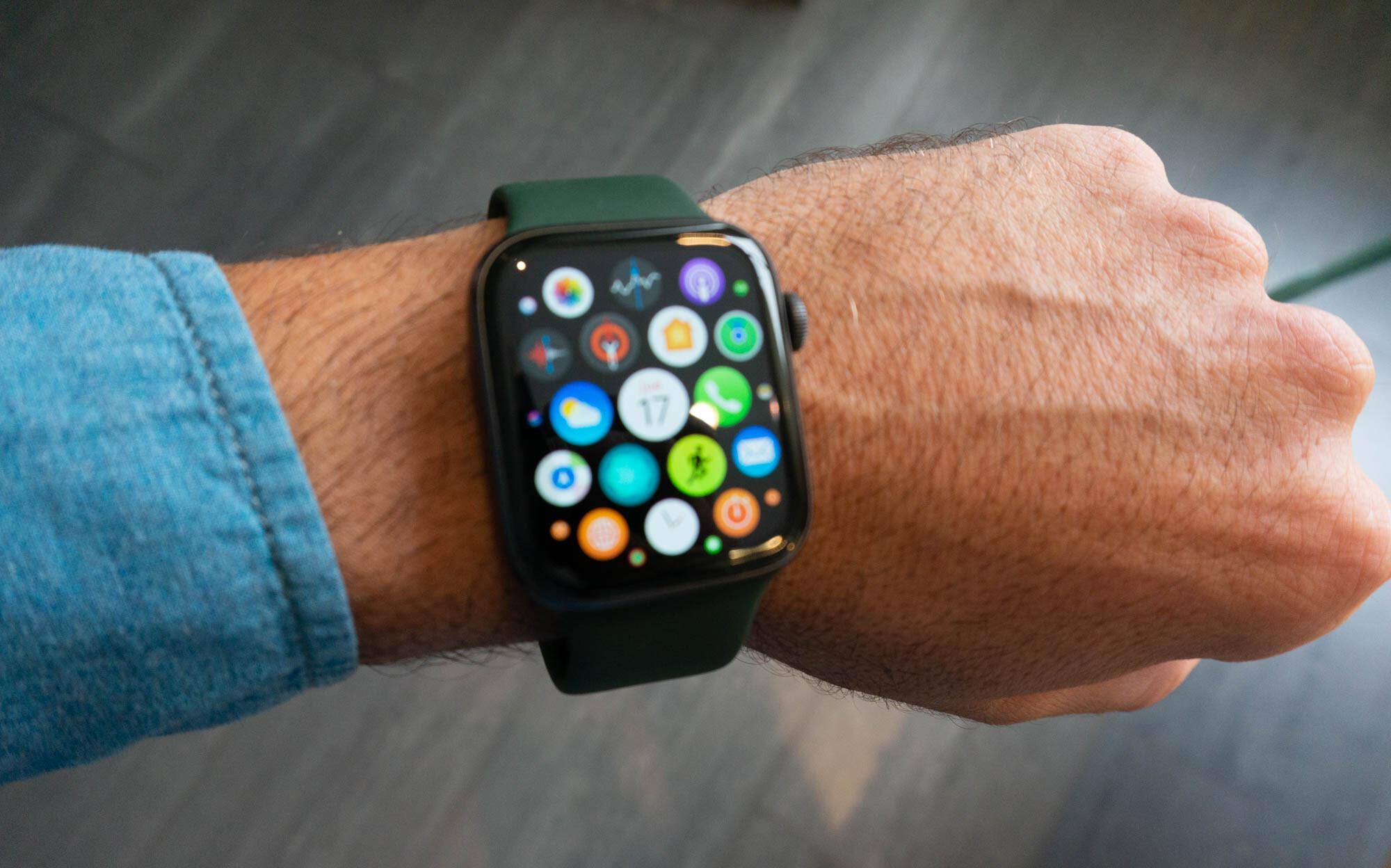 Foto de Apple Watch SE y Solo Loop (15/21)