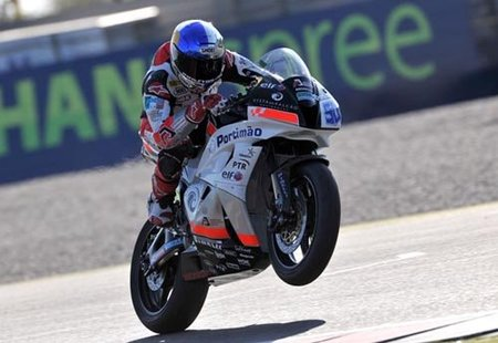 Superbikes Holanda 2010: Laverty gana, Lascorz líder de Supersport