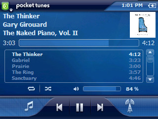 Pocket Tunes, sincroniza tu móvil con iTunes