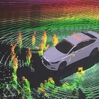 El mundo visto a través de los ojos de un coche autónomo