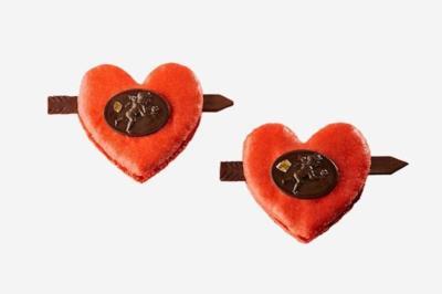 Los macarons más románticos los tiene Amorino para San Valentín