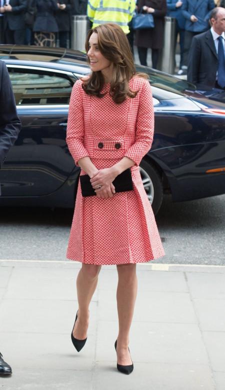 Kate Middleton Look Sixties 2