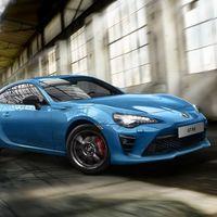 Te volverás a quedar con las ganas: el Toyota GT86 Club Series Blue Edition es sólo para Reino Unido