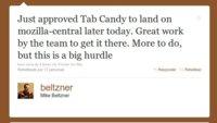 Tab Candy irá de serie en las próximas betas de Firefox 4