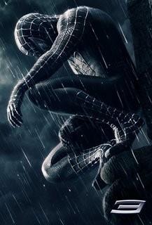 Primer póster oficial de 'Spiderman 3'