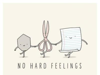 Unas adorables ilustraciones que te ayudan a ver el lado positivo de la vida