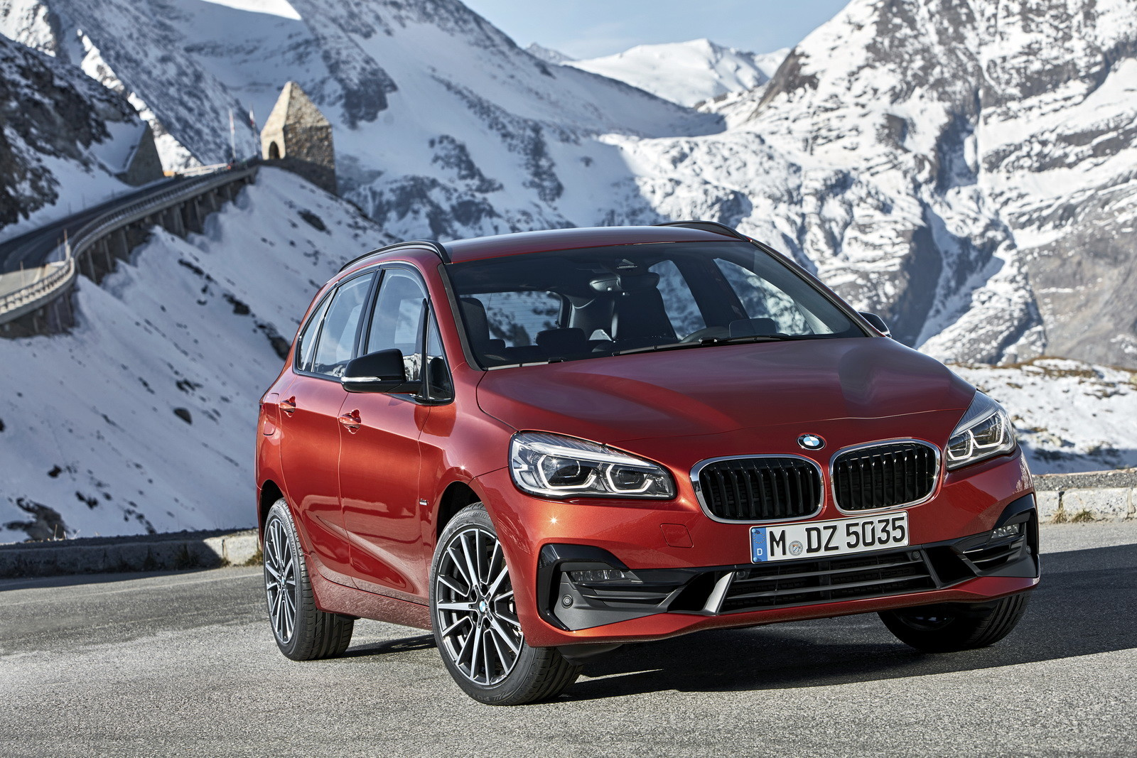 Foto de BMW Serie 2 Active Tourer (8/32)