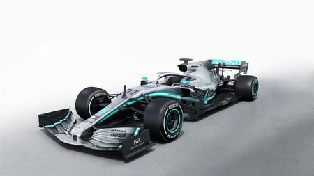 Así son los Mercedes y Red Bull de la temporada 2019 de Fórmula 1