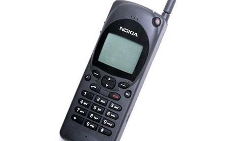 El Nokia 2110, el teléfono que estrenó el ya mítico 'Nokia Tune', ha cumplido 25 años