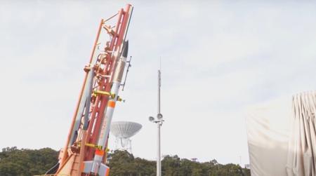 Éste es el cohete más pequeño del mundo y ha llevado un satélite al espacio