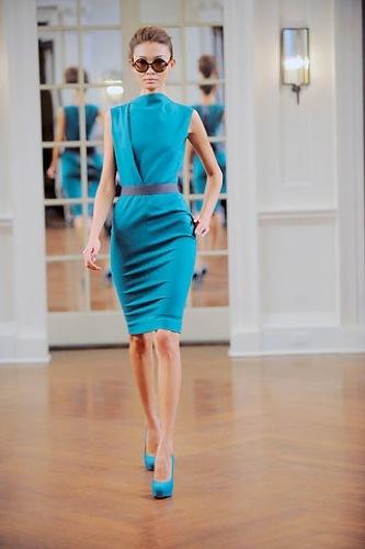 Victoria Beckham, Otoño-Invierno 2010/2011 en la Semana de la Moda de Nueva York I
