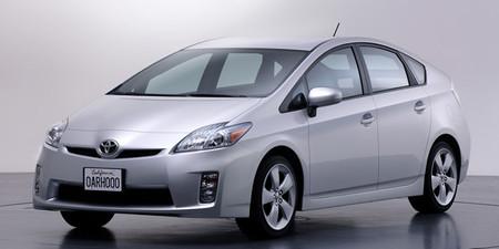 Toyota Prius Tercera Generación