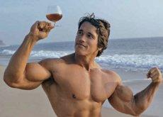 Arnold Schwarzenegger y sus inicios como culturista serán la base de una serie