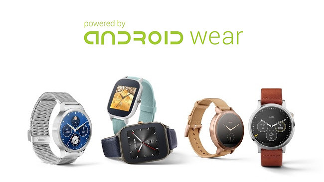 Nuevos Android-OS Wear