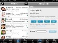 mySMS para iPhone o cómo reducir el gasto en envíos de SMS