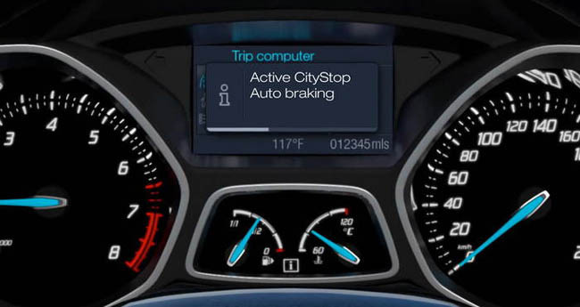 Ordenador de abordo Ford Focus