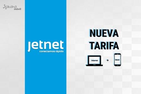 Jetnet duplica los datos de su combinado de fibra y móvil más barato para competir con Simyo y Digi