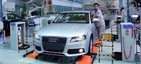 Audi equipará tecnología semihíbrida en sus vehículos de fabricación china