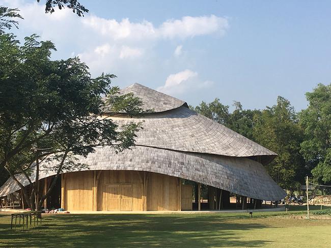 Gimnasio Bambu 3