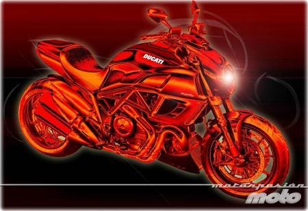 Ducati Diavel: Idilio italiano al desnudo
