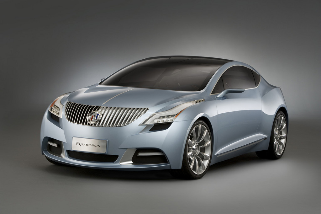 Foto de Buick Riviera Concept (1/31)