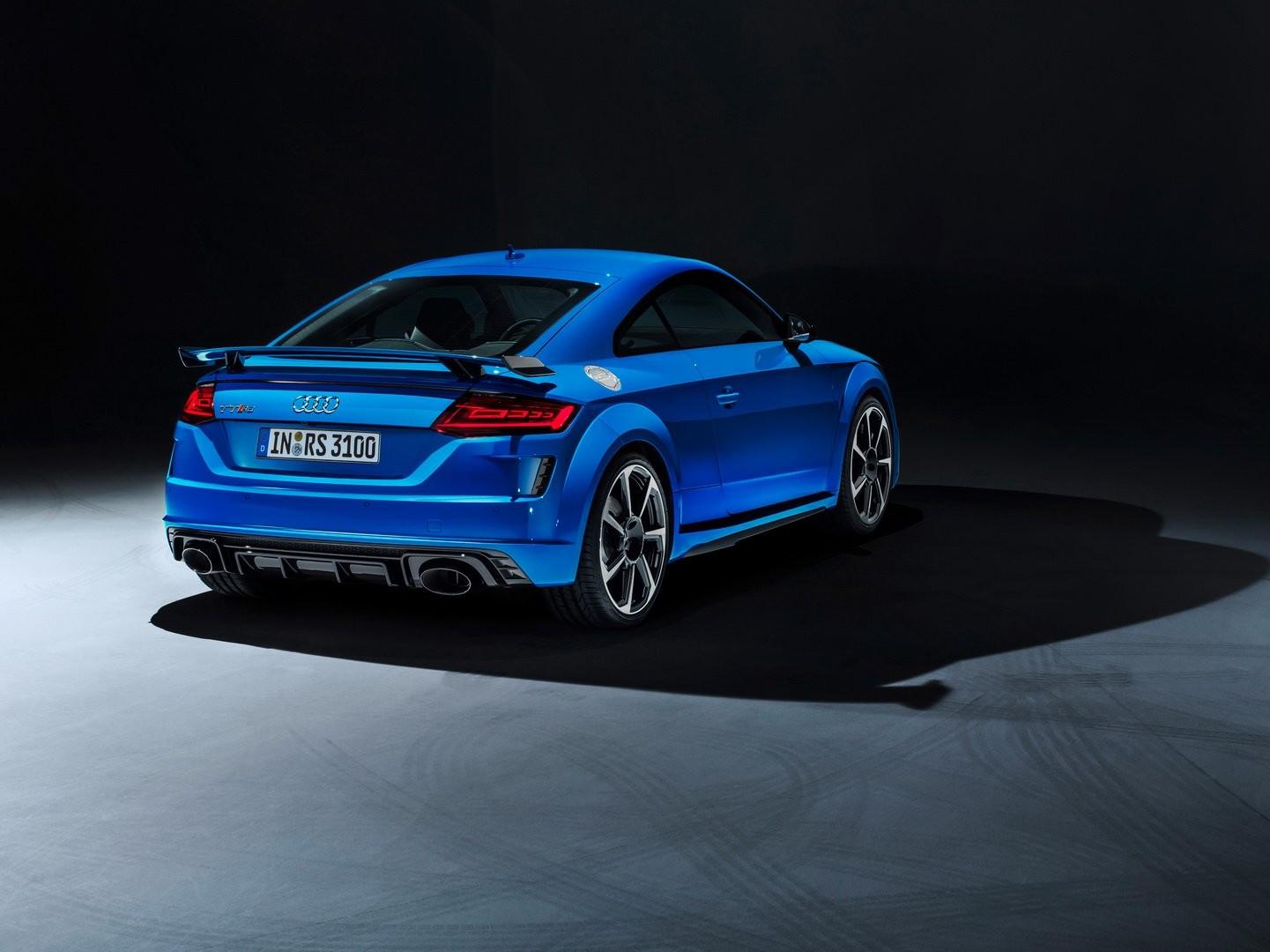 Foto de Audi TT RS 2020 (22/53)